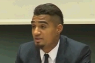 Boateng Makes Impassioned Speech to UN