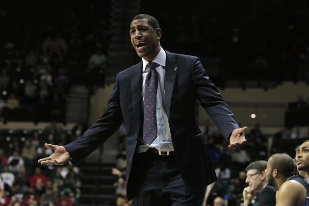 Kevin Ollie Will Serve as Guest Analyst for CBS Tourney Coverage