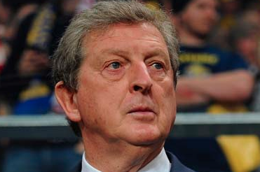 England Manager Roy Hodgson Speaks to the Press Ahead of San Marino