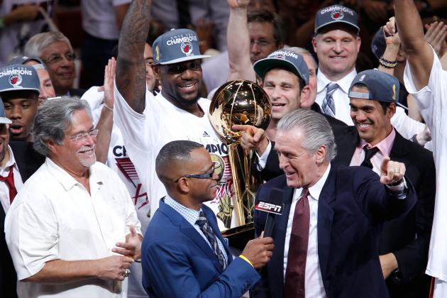 Has Pat Riley Constructed the Perfect Team with the 2012-13 Miami Heat?