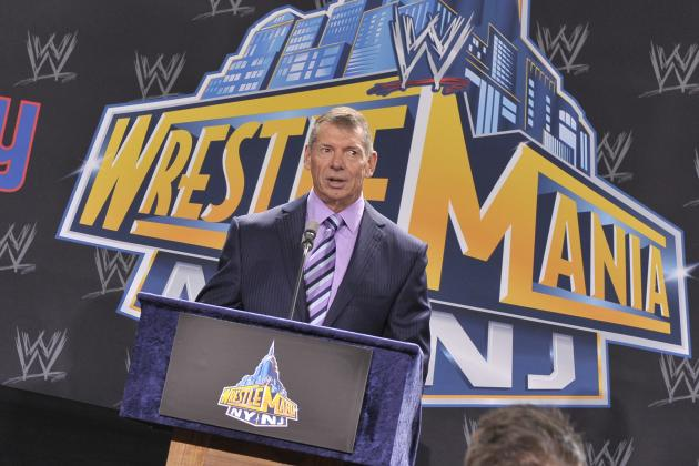 WrestleMania 29: Early Look at WWE's Biggest Event