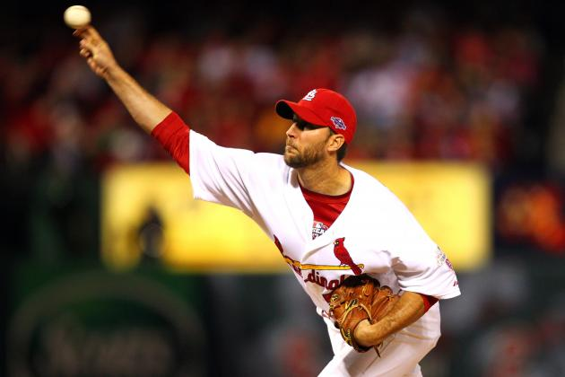 Waino's Agent Meets with Cardinals' Execs