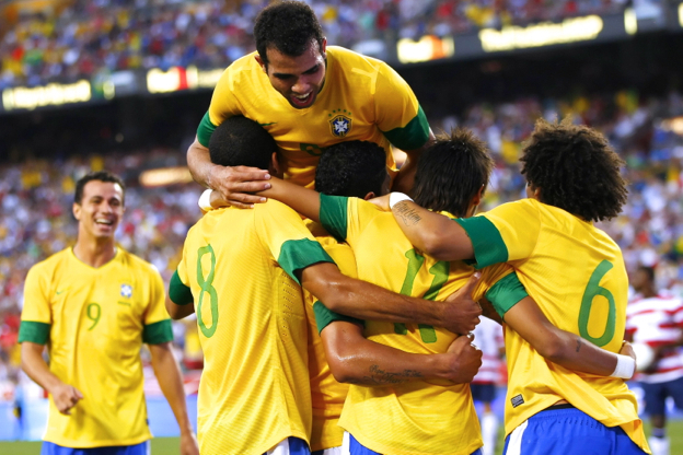Italy 2-2 Brazil: As It Happened