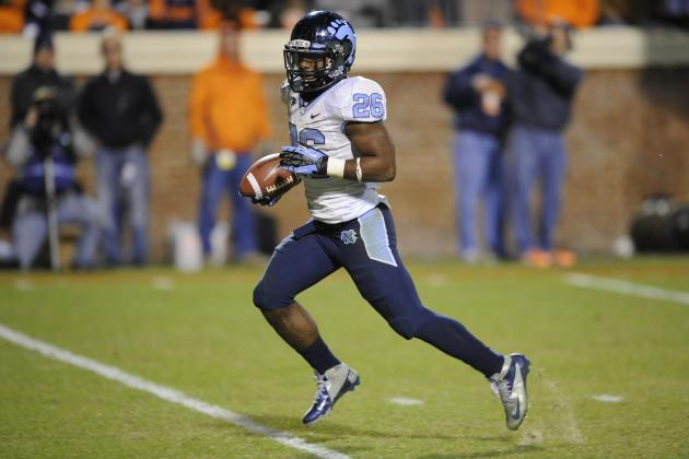 Giovani Bernard Dishes on Leaving UNC Early