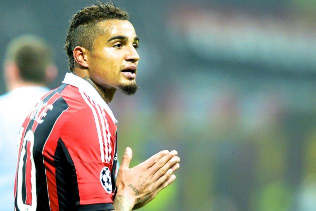 AC Milan's Kevin-Prince Boateng Speaks out Against Racism at UN Event in Geneva