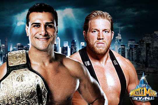 WWE WrestleMania 29: Why Jack Swagger Must Beat Alberto Del Rio for World Title