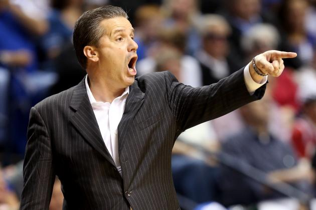 Kentucky Basketball: Wildcats Will Be Back with a Vengeance in 2013-14