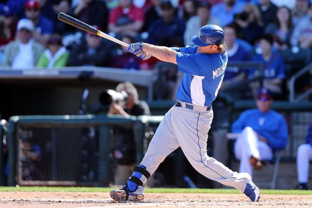 Mike Moustakas Ready for Breakout Year for Kansas City Royals