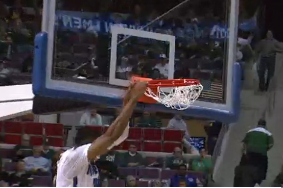 STMARY-MEM: (1st, 0:57) Dunk by Stephens