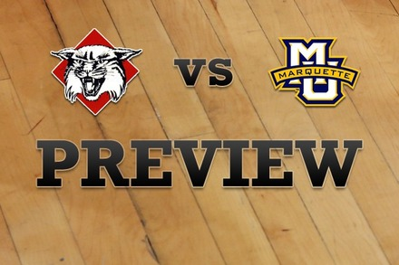 Davidson vs. Marquette: Full Game Preview