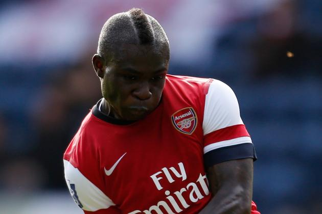 'It Will Happen for Us Very Soon': Frimpong Urges Fans to Stick by Wenger