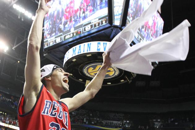 Marshall Henderson's Incredible Press Conference