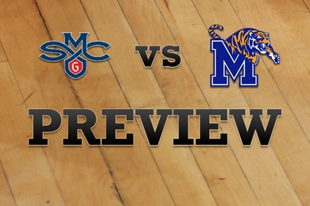 Saint Mary's vs. Memphis: Full Game Preview