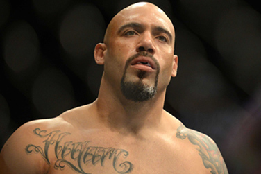 UFC cuts Lavar Johnson following failed drug test, UFC 157 loss