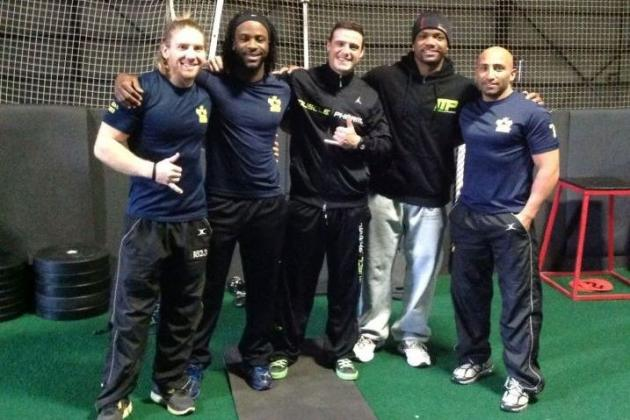 Former Embattled OSU RB Maurice Clarett Training for 2016 Rugby Olympic Team