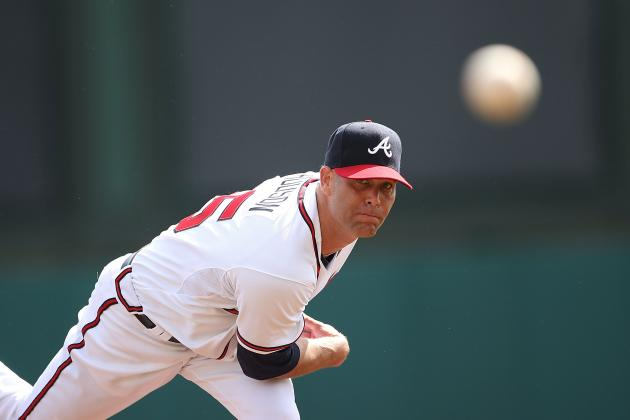 Braves' Hudson to Start Opening Day