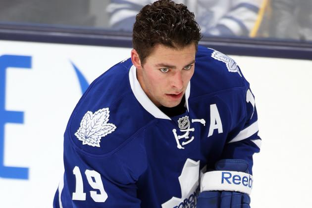 Joffrey Lupul Suspended Two Games for Illegal Check