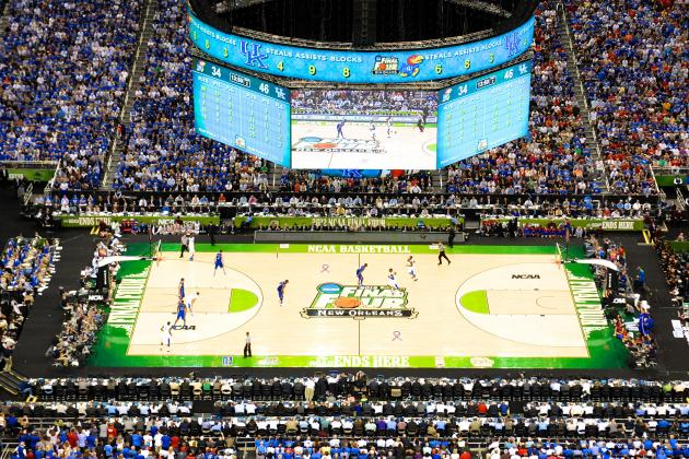 NCAA Tournament 2013: Breaking Down the Business Behind March Madness