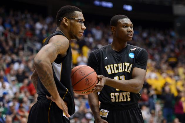 Second Round: Wichita St. grinds past Pitt - March Madness Video Hub