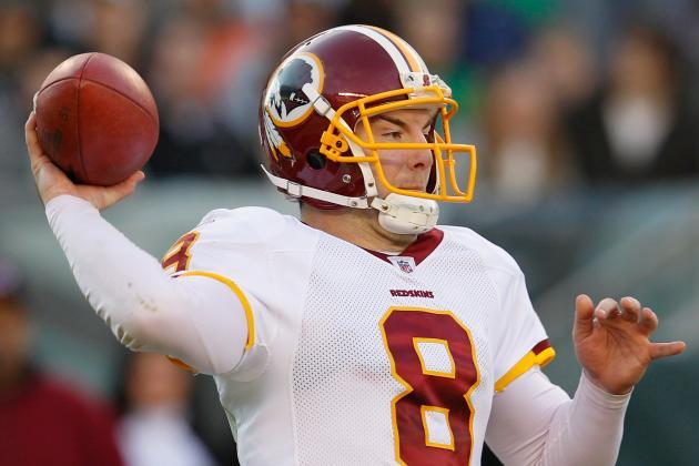 Redskins Hope, Expect to Have Grossman Back