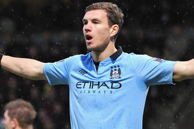 Borussia Dortmund Confirm They Do Want Edin Dzeko