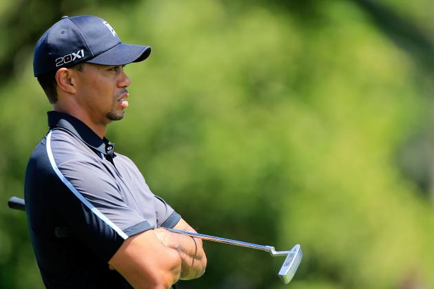 Tiger Woods Within Striking Distance at Arnold Palmer Invitational