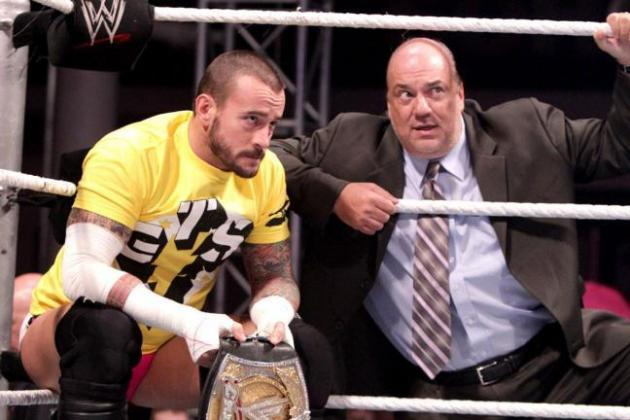 WWE WrestleMania 29: Who Will Face CM Punk After He Faces Undertaker?
