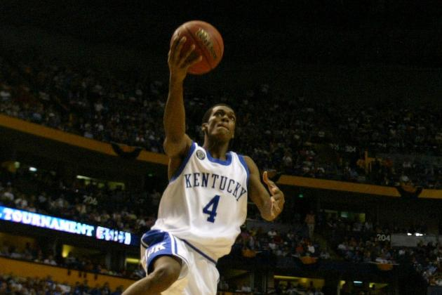 Rajon Rondo Picking Louisville to Win It All Is More Salt in Kentucky Wounds