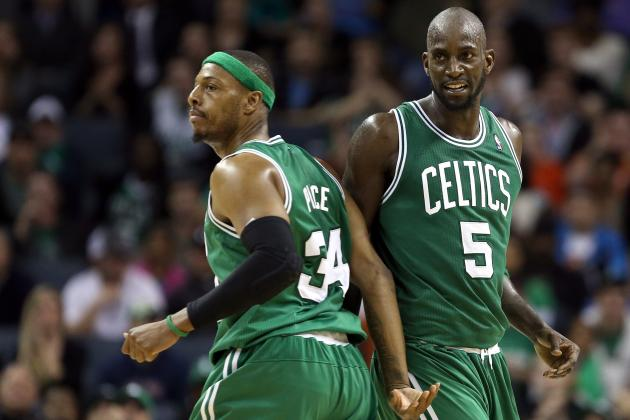Boston Celtics Bench Will Doom Paul Pierce and Kevin Garnett's Final Hurrah