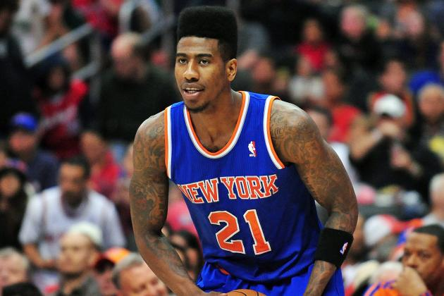 Shumpert Expected to Play Friday