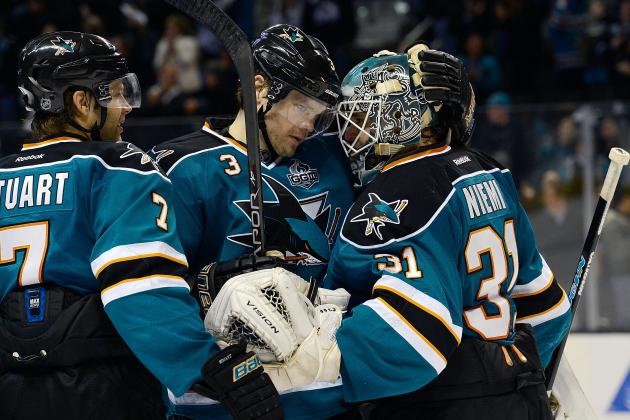 Weighing the Sharks' Trade Deadline Options