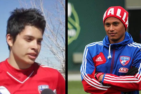 FC Dallas Inks Midfielder Ramon Nunez and Homegrown GK Jesse Gonzalez