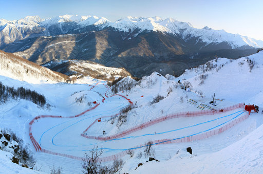 Russia Plans to Freeze Insane Amount of Snow for 2014 Sochi Winter Olympics