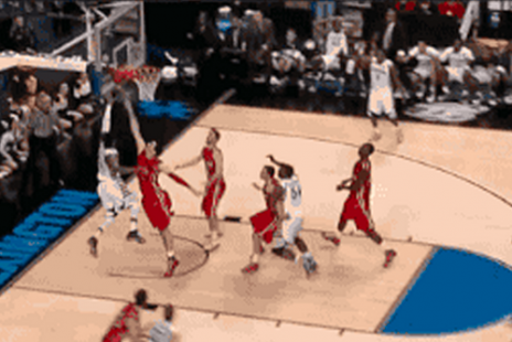 Marquette's Game-Winning Layup