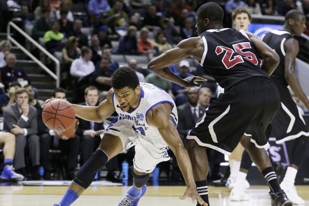 Dwayne Evans Leads Billikens into Round of 32