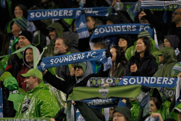 MLS Announces Schedule Changes for Galaxy, Sounders to Accomodate CCL