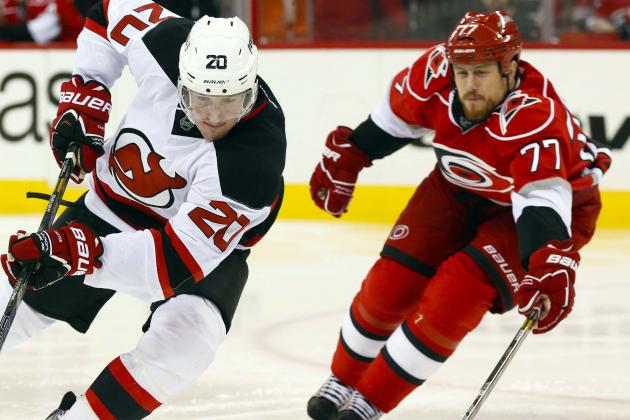 ESPN Gamecast: Devils vs. Hurricanes