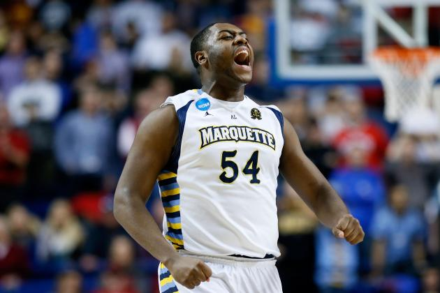 Second Round: Marquette Surges Past Davidson: March Madness Video Hub