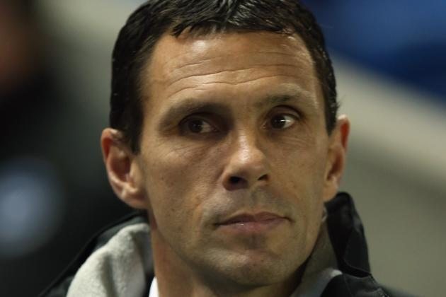 Poyet Rejects the Reading Job.. After Vowing He Could Keep Them Up