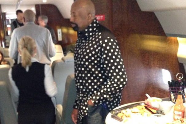 Mike Woodson Wears Awful Polka Dot Shirt, Knicks' J.R. Smith Offers Opinion