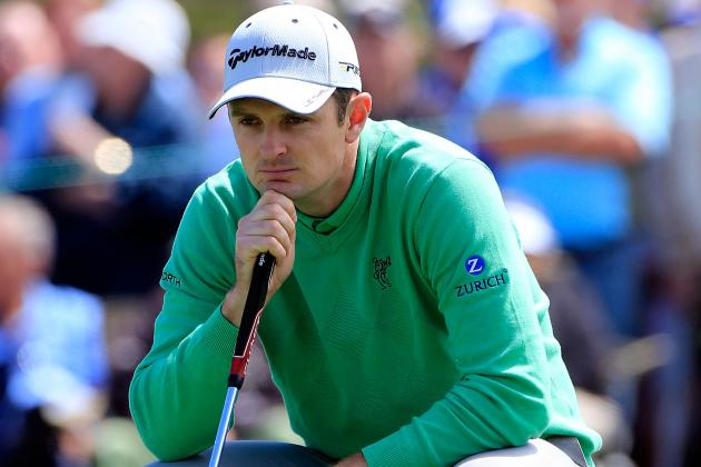 Putting Tweaks Help Justin Rose Bloom