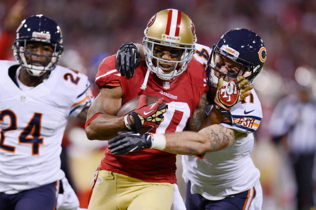 Ginn Gone: A Look at Potential Punt Returners on 49ers' Roster