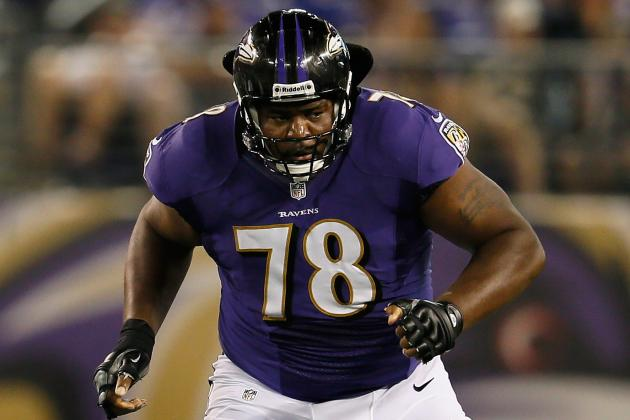 Bryant McKinnie Says Ravens Are Trying to Keep Him