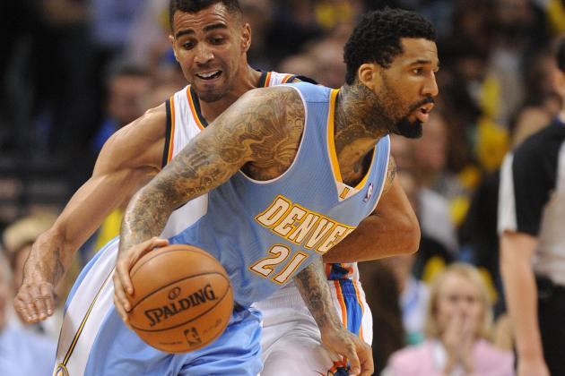 Wilson Chandler Said He'll Next 3-4 Games