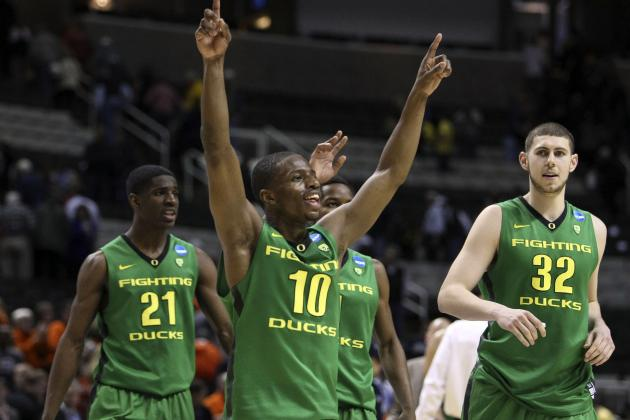 Second Round: Oregon Sends Cowboys Home