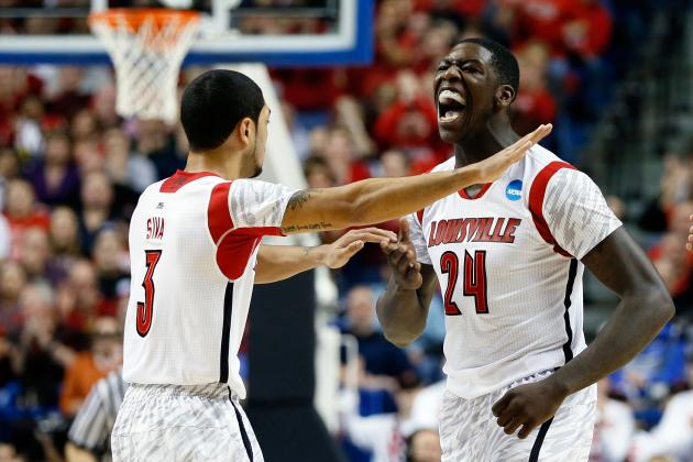 Louisville Cruises into Round of 32 with Win over NC A&T