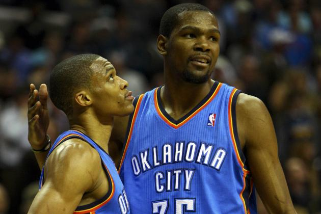 Durant: Thunder's Visit to Orlando 'Must-Win Game'