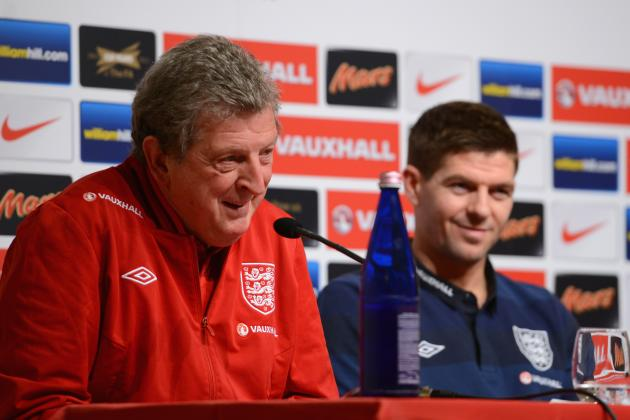 I'd Never Turn My Back on England, Says Gerrard