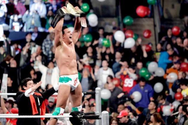 WWE: Alberto Del Rio Is a Tough Sell as World Champion
