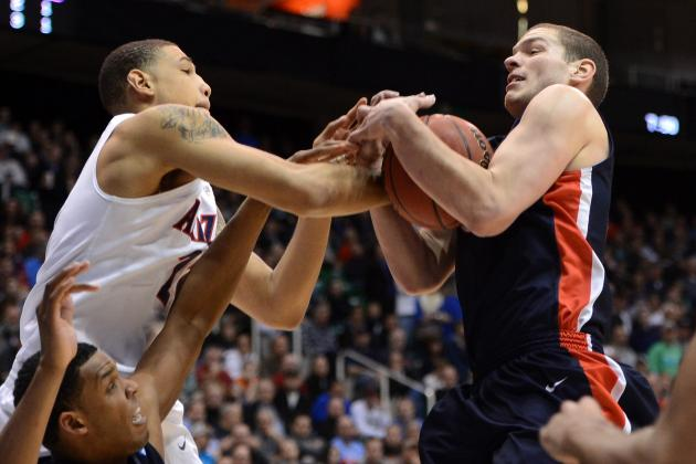 Rapid Reaction: Arizona 81, Belmont 64